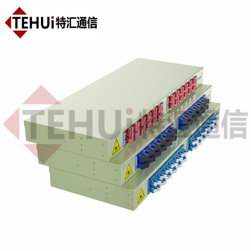 光纤配线架-光缆终端盒-封闭式防尘光纤配线架示例图12