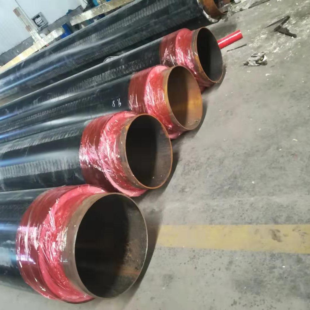 保溫管 硬質泡沫保溫管 鐵皮聚氨酯保溫鋼管 匯都廠家批發 質量靠譜