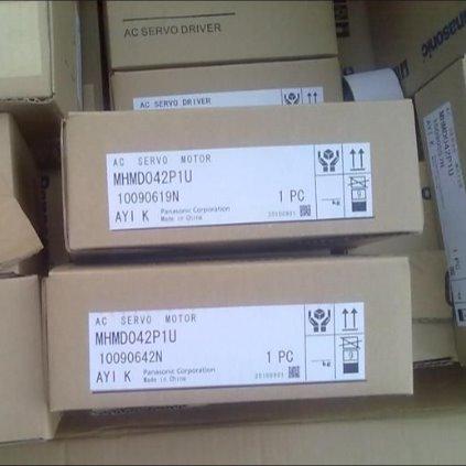Panasonic/松下 松下伺服  A6松下伺服100W MSMF022L1U2M  直接代理经销商