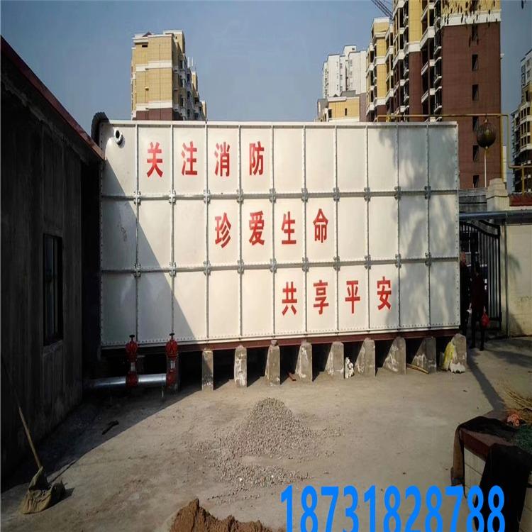 不銹鋼水箱 搪瓷水箱 河北厚諾 生產廠家定制 質量保障