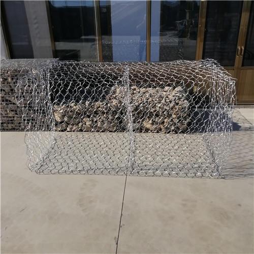 鍍鋅石籠網 包塑格賓石籠 鉛絲格賓擋墻 泰同絲網實體廠家現貨供應