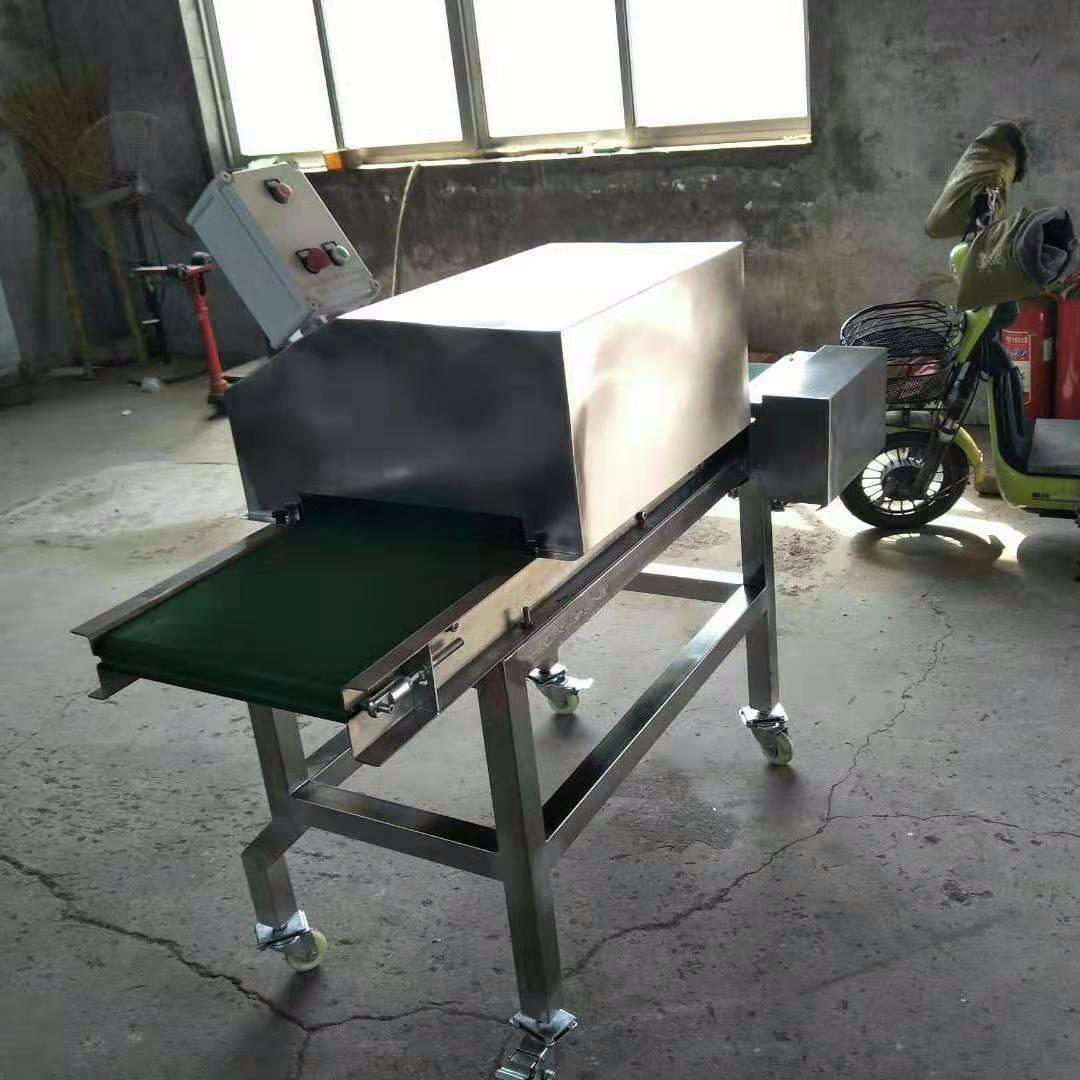 鹵牛肉切片機  熟的牛臉肉切片機 QP-200型號圖片