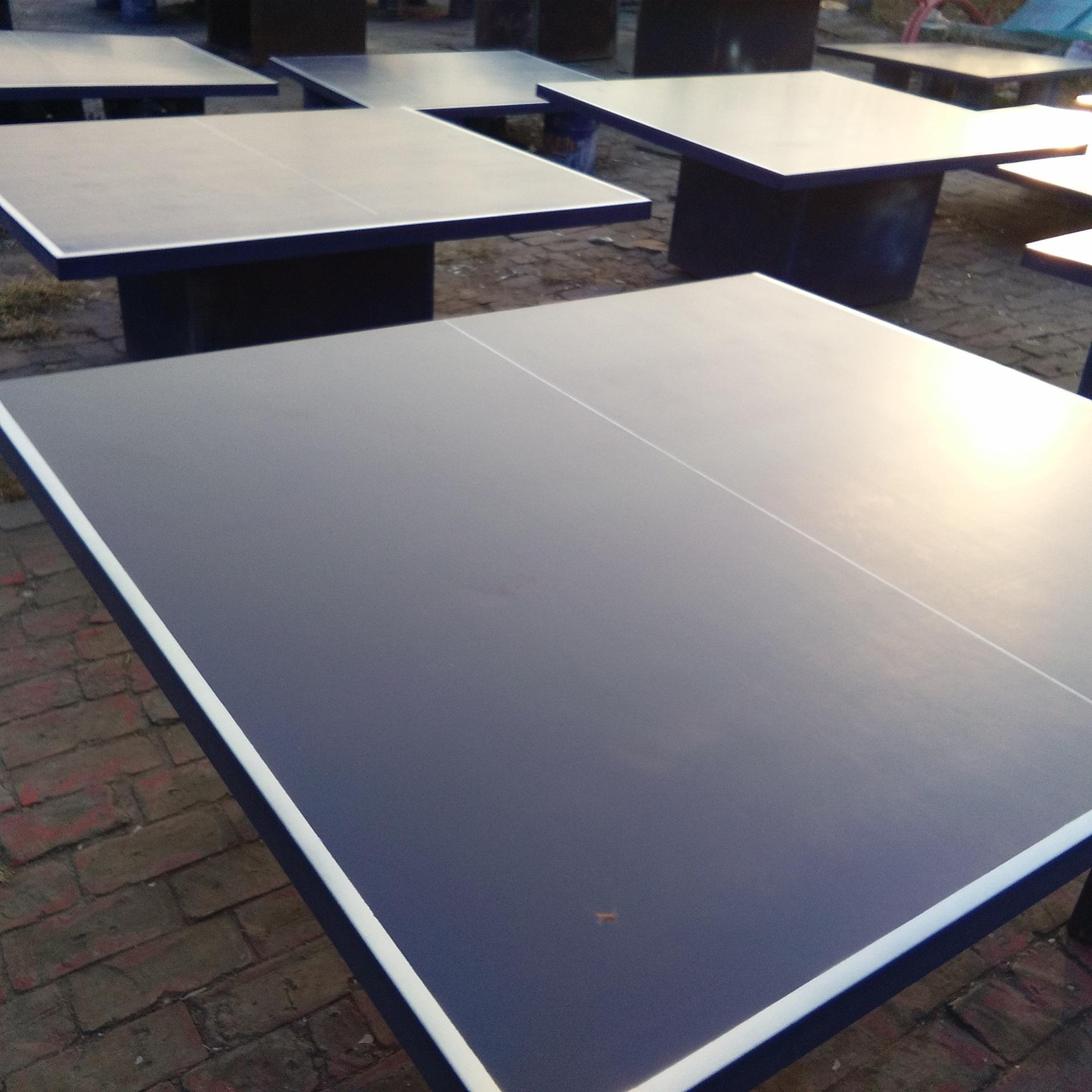 特价供应室内可移动乒乓球桌 家用标准乒乓球台 物美价廉售后无忧示例图24