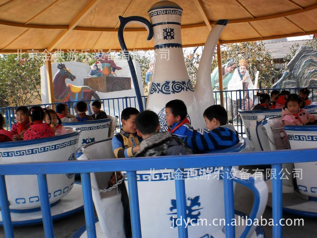 旋转类 游艺设施 转转杯 游乐设备 咖啡杯 公园游乐设备示例图4