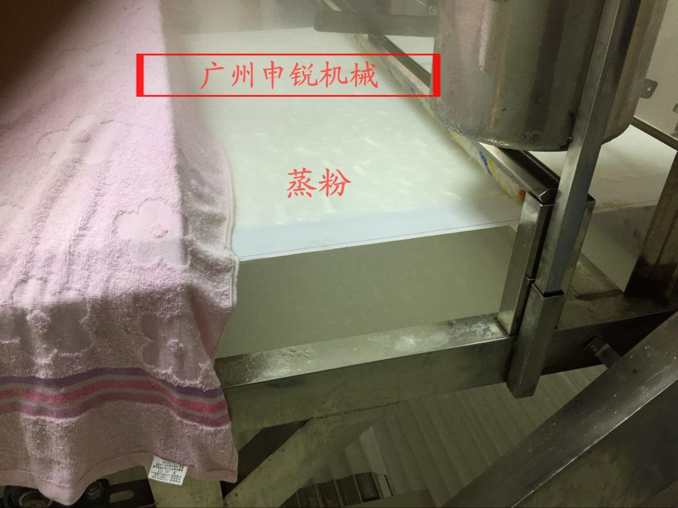 申銳不銹鋼河粉機 多功能涼皮機 潮汕粿條機 江西湯粉機 廠家直銷示例圖8