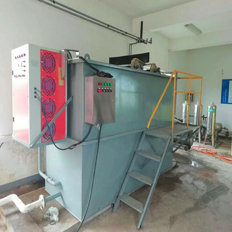 宏泰源 生活污水电解除磷设备  电除磷  电解除磷一体化设备示例图2