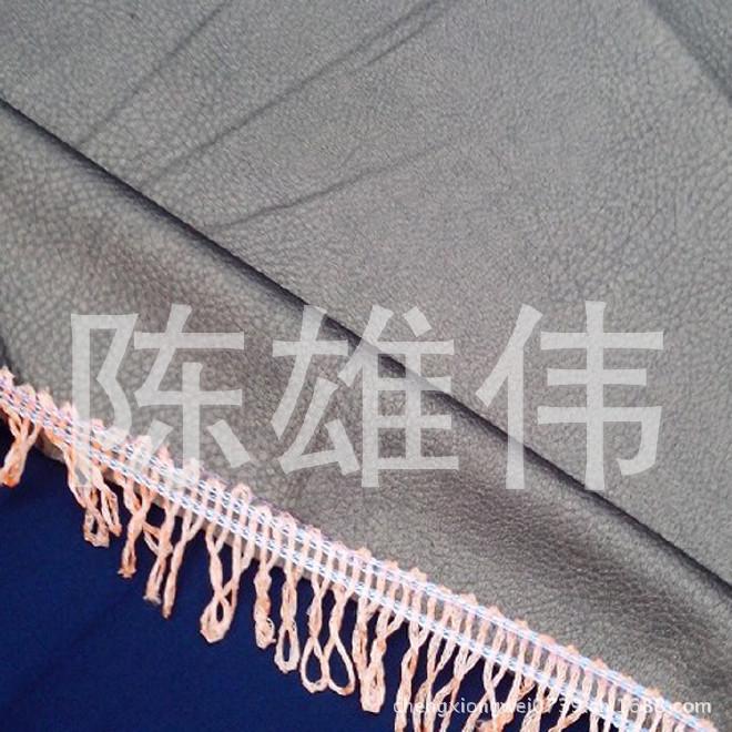 供应毛底加厚皮革桌罩 价格实惠 厂家直销 欢迎选购示例图5