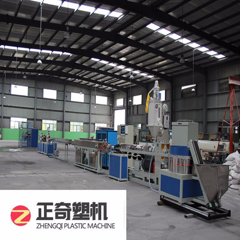 厂家直供莱芜正奇高速贴片滴灌带设备生产线,滴灌带