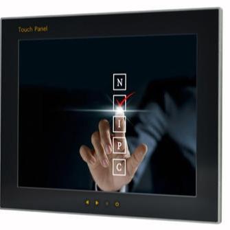 北京诺维工控厂家直销2020款15寸多点电容触摸工业显示器 NPM-7150GT电阻触摸显示器 三防显示器 医疗显示器