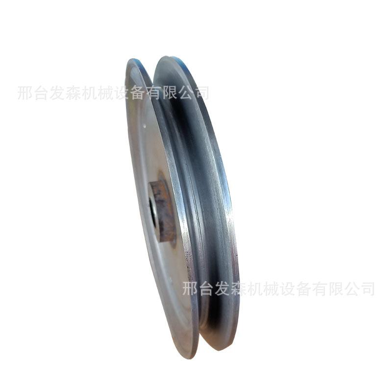 厂家直销多种规格农用机械 皮带轮 旋压式 劈开式 多种规格示例图2