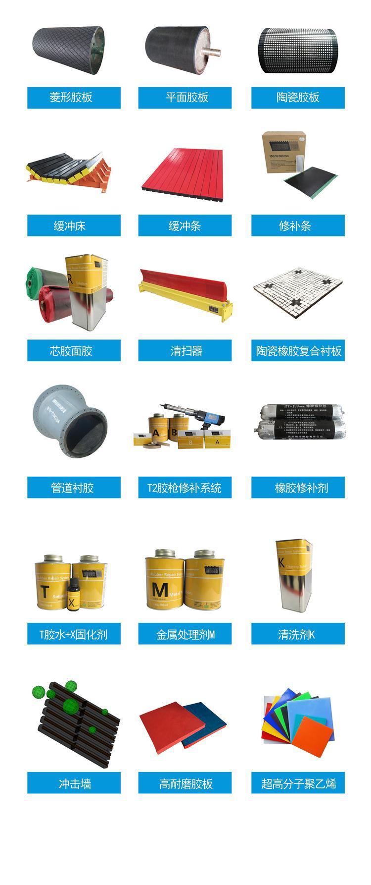 20mm耐磨包胶胶板在哪儿采购,滚筒包胶材料生产厂家示例图23