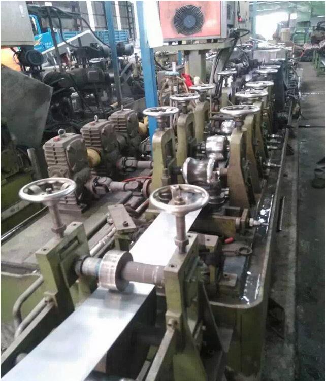 现货供应 不锈钢方管50*100*3.0拉丝方通 佛山厂家批发示例图12