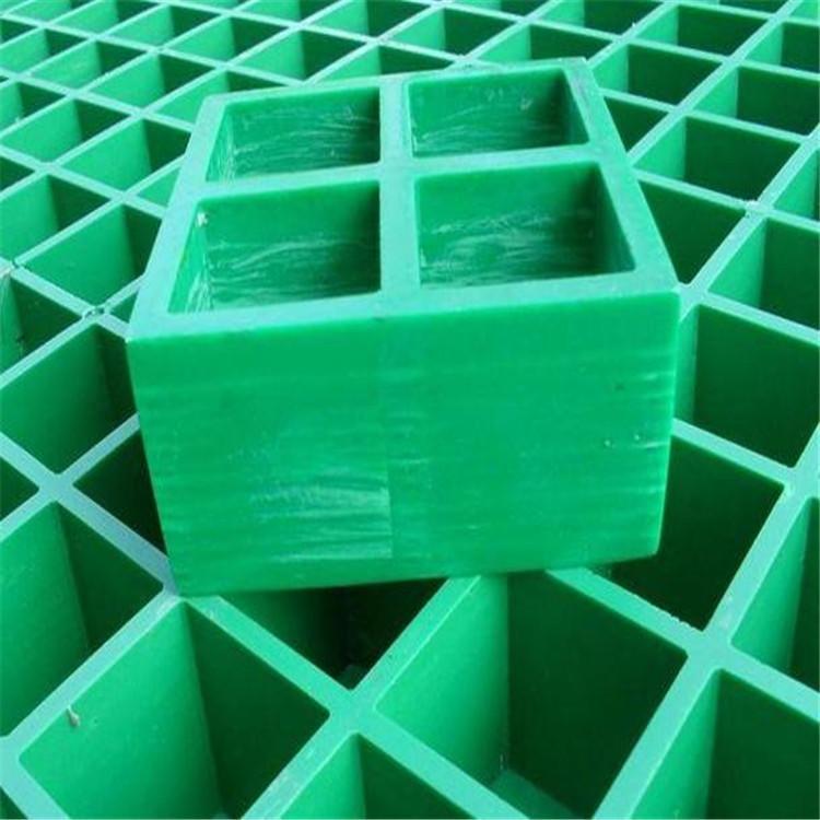 富發玻璃鋼格柵樹篦子 格柵板蓋板  污水池地溝蓋板韌性高、不易損壞