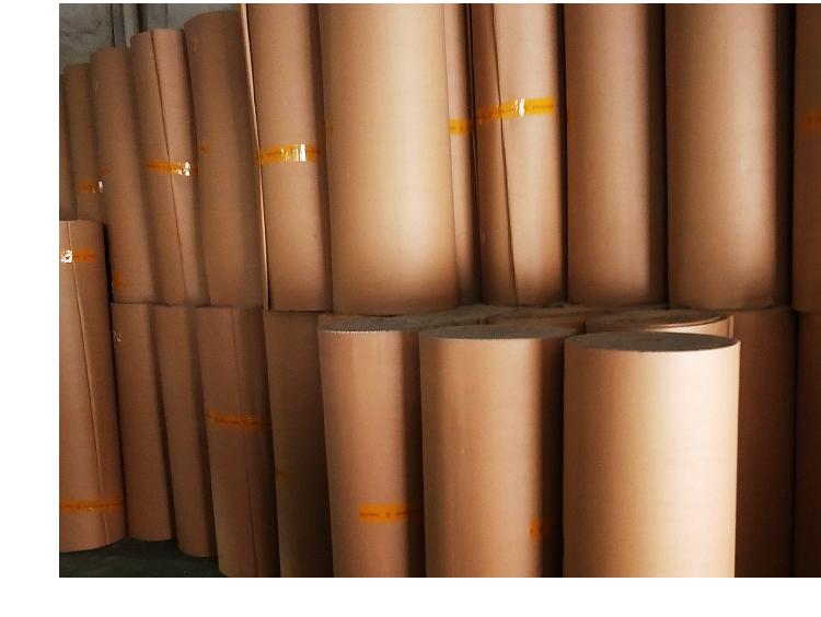 橱柜包装纸皮 衣柜打包纸皮 双层瓦楞纸卷 家具包装纸 中山瓦楞纸皮厂家示例图19