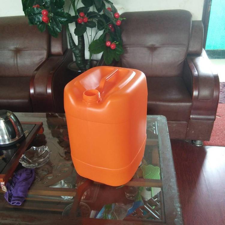 厂家直销25升塑料桶 小口方桶 加工定制各种食品堆码桶