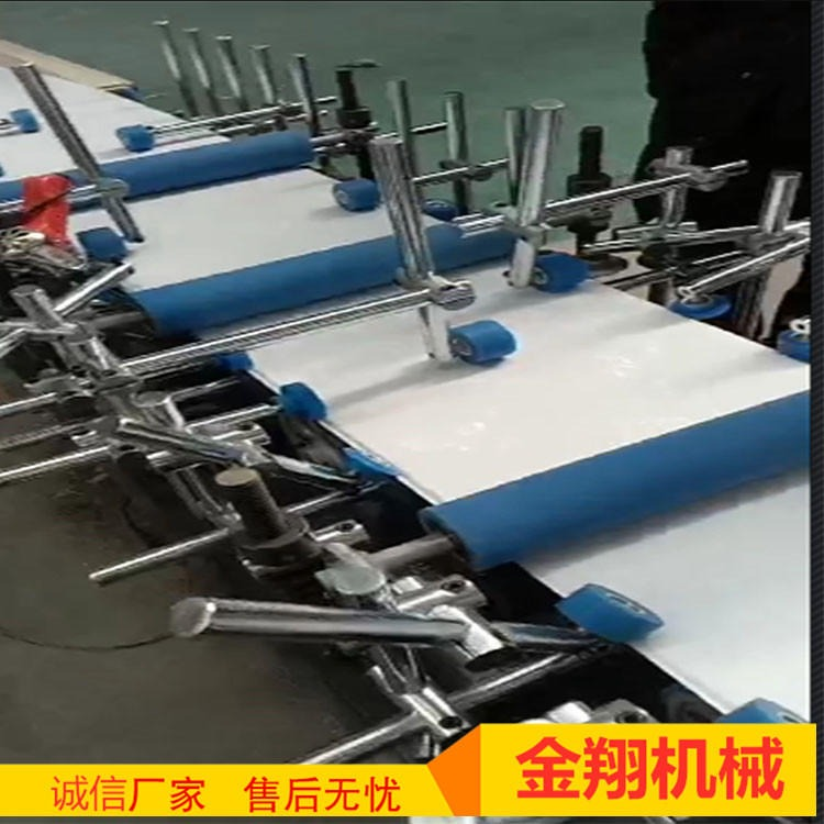 400墙板包覆机 厂家批发 刮胶装饰门套线包覆机 pur热胶包覆机