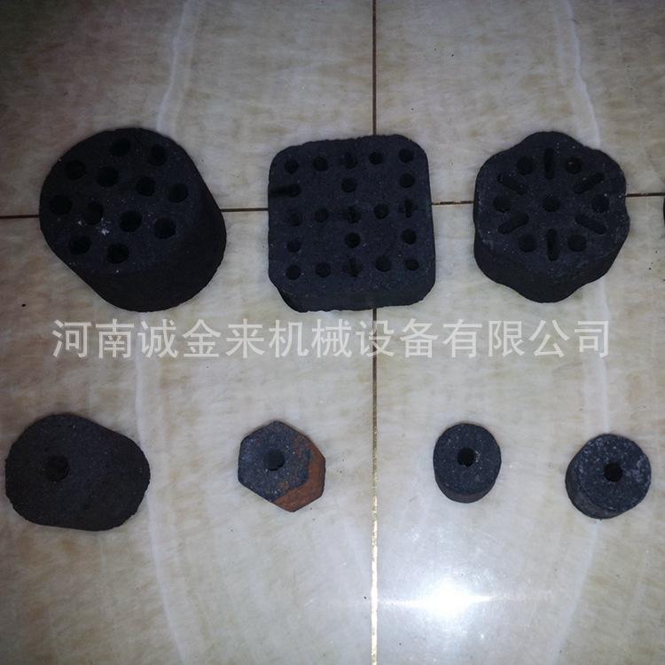 煤粉成型设备 四川宜宾机 蜂窝煤机 藕煤机示例图9