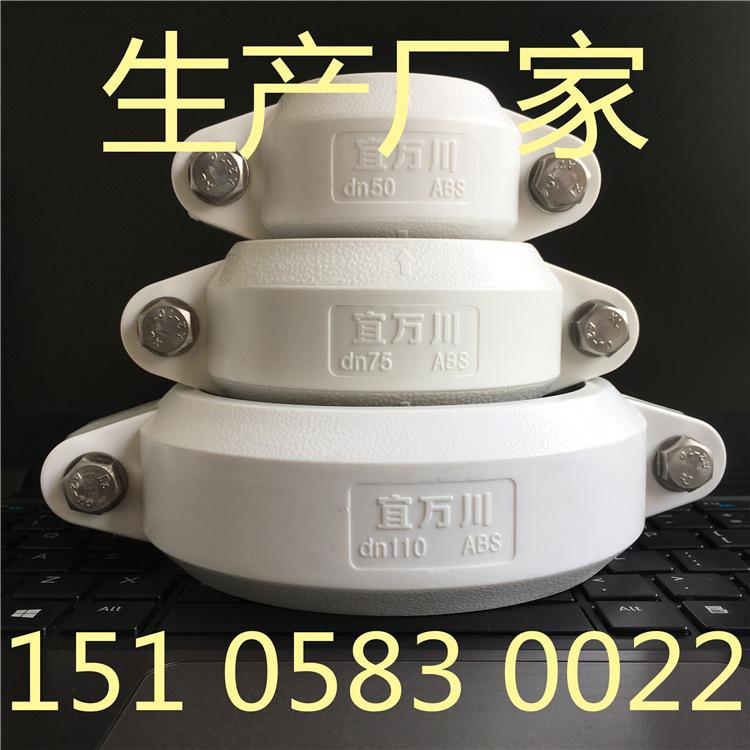 甘肃HDPE沟槽式超静音排水管,HDPE热熔承插排水管,HDPE沟槽管示例图7