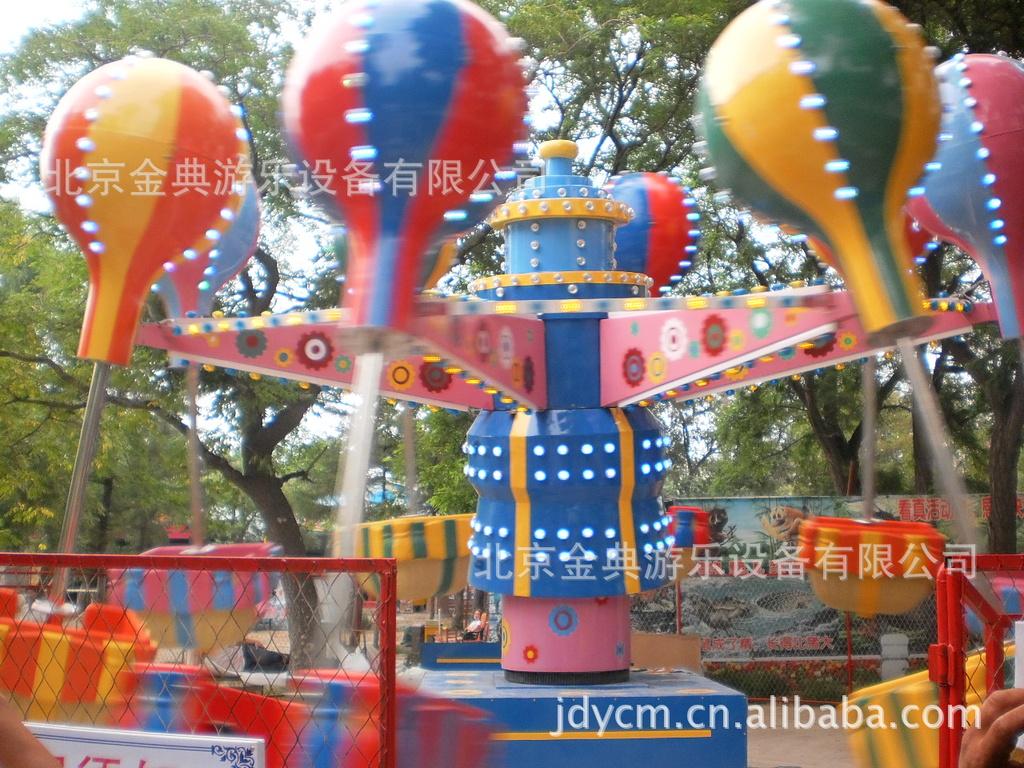 北京游乐设备厂直销新型游乐设施 摇头飞椅 室内外游乐设备示例图8