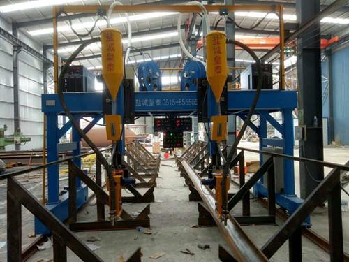 H型钢生产线设备 非标定制  现货批发江苏厂家H型钢生产线设备示例图1