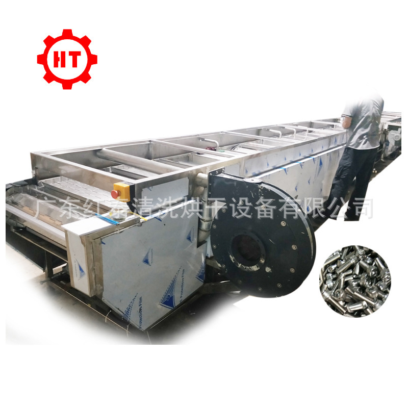 不锈钢管 铁管 铝管超声波清洗机 PLC控制 全自动龙门式机械臂示例图4