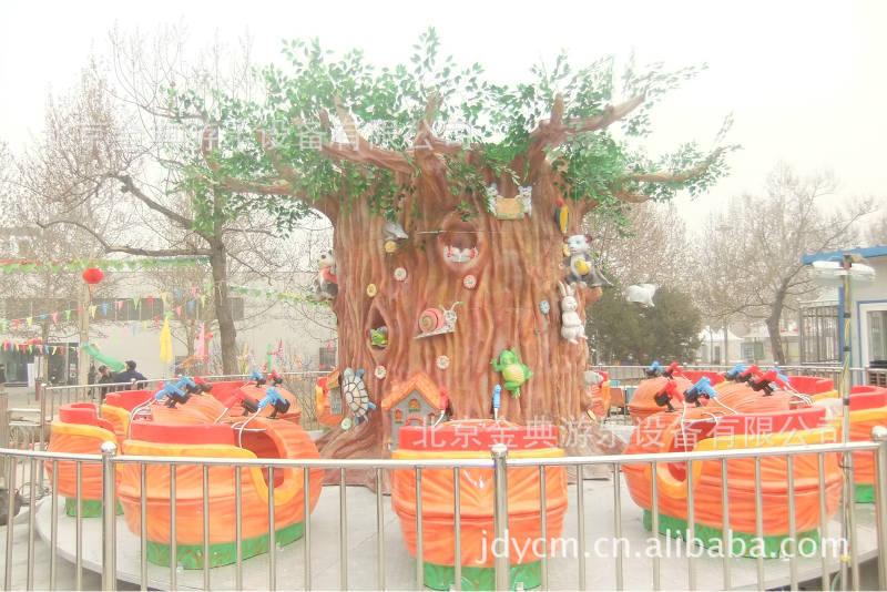 儿童游乐设备 北京游乐设备厂家直销 神奇树屋示例图2
