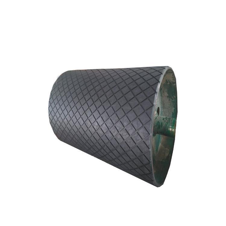 内蒙 山西滚筒冷硫化耐磨包胶胶板,12mm15mm耐磨包胶板示例图6