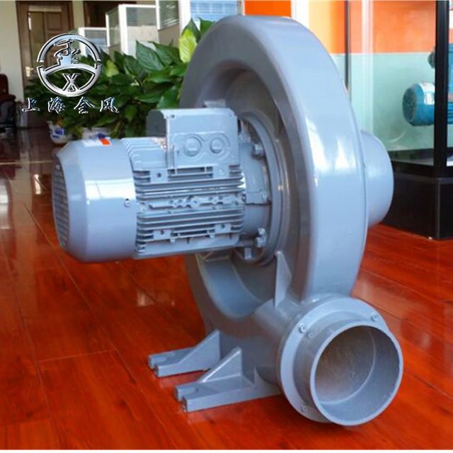 上海全風CX-125H鼓風機/集塵機  功率2.2KW風機  耐高溫中壓鼓風機 耐高溫200度風機