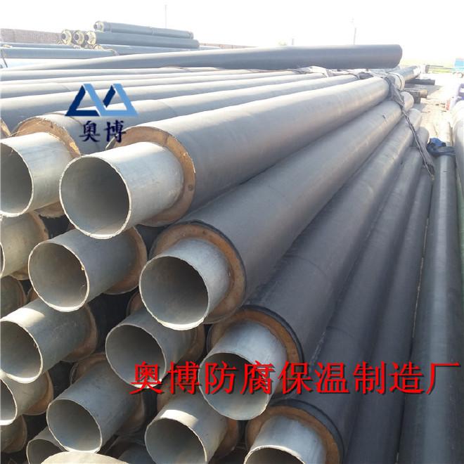 厂家供应 保温钢管 直埋式保温管 加工定做 异型保温钢管示例图10