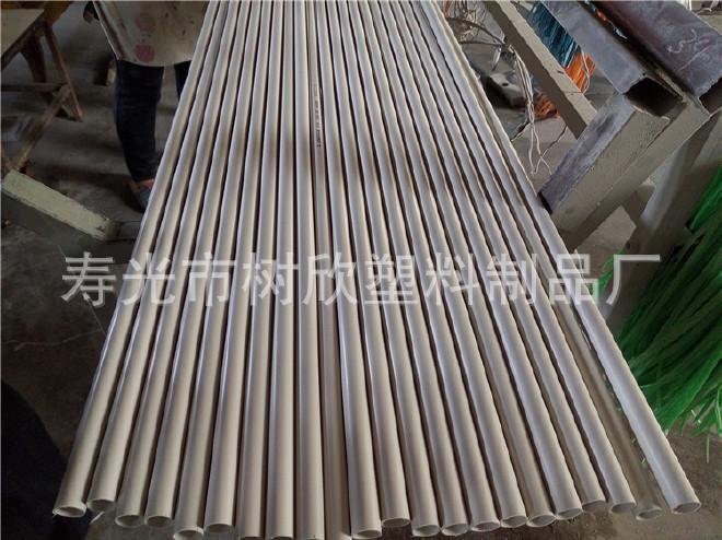 pvc阻燃穿线管 25mm PVC穿墙管 量大优惠批发阻燃绝缘电工套管示例图26
