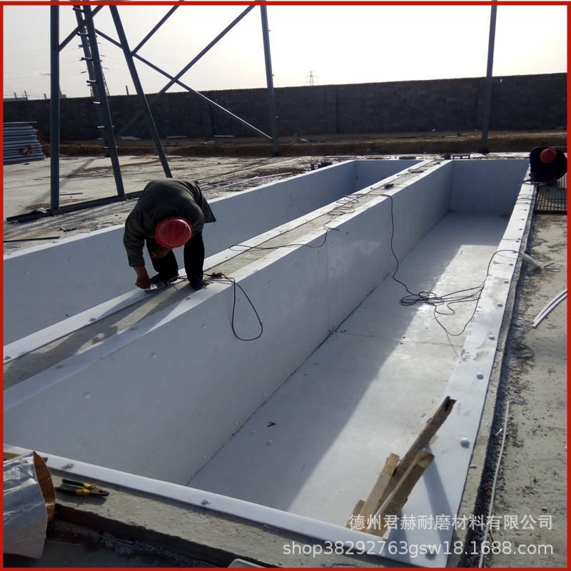 PP水箱加工订做 酸洗槽 耐酸碱易焊接水槽 龟箱鱼池聚丙烯板水箱示例图11