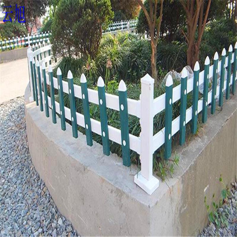 绵阳绿化围栏品质可靠   云旭pvc草坪品质可靠