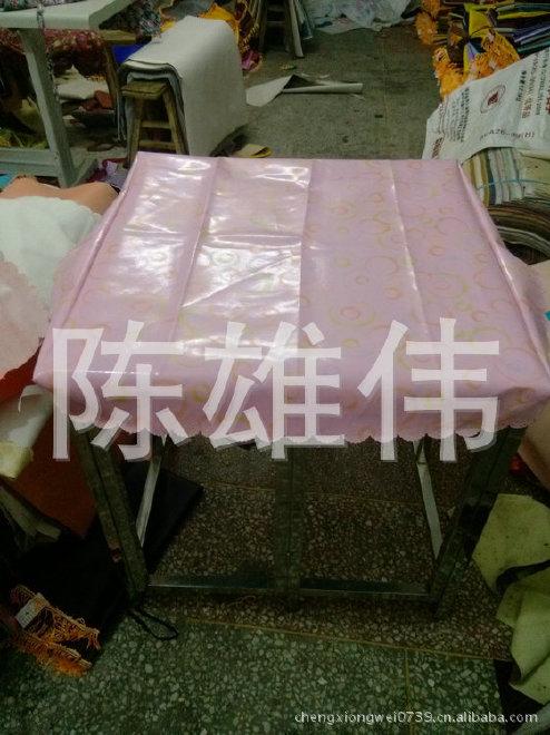 厂家直销时尚皮子桌罩 印花皮子桌罩 定制皮子桌罩示例图3