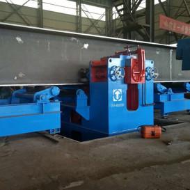 钢结构60B液压矫正机江苏厂家 H型钢生产线专业制造商终身服务