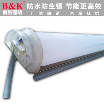 半透明单色轮廓灯 防水LED护栏灯 led数码管护栏管 铝座数码管示例图23