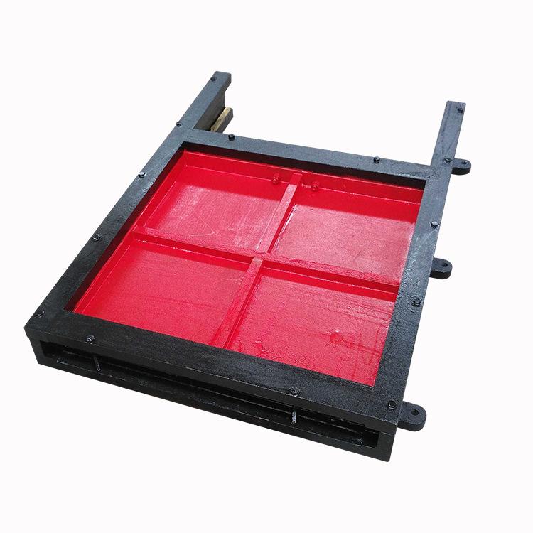 大量批發鑄鐵閘門 各種款式鑄鐵閘門 渠道鑄鐵閘門 耐腐蝕閘門示例圖11