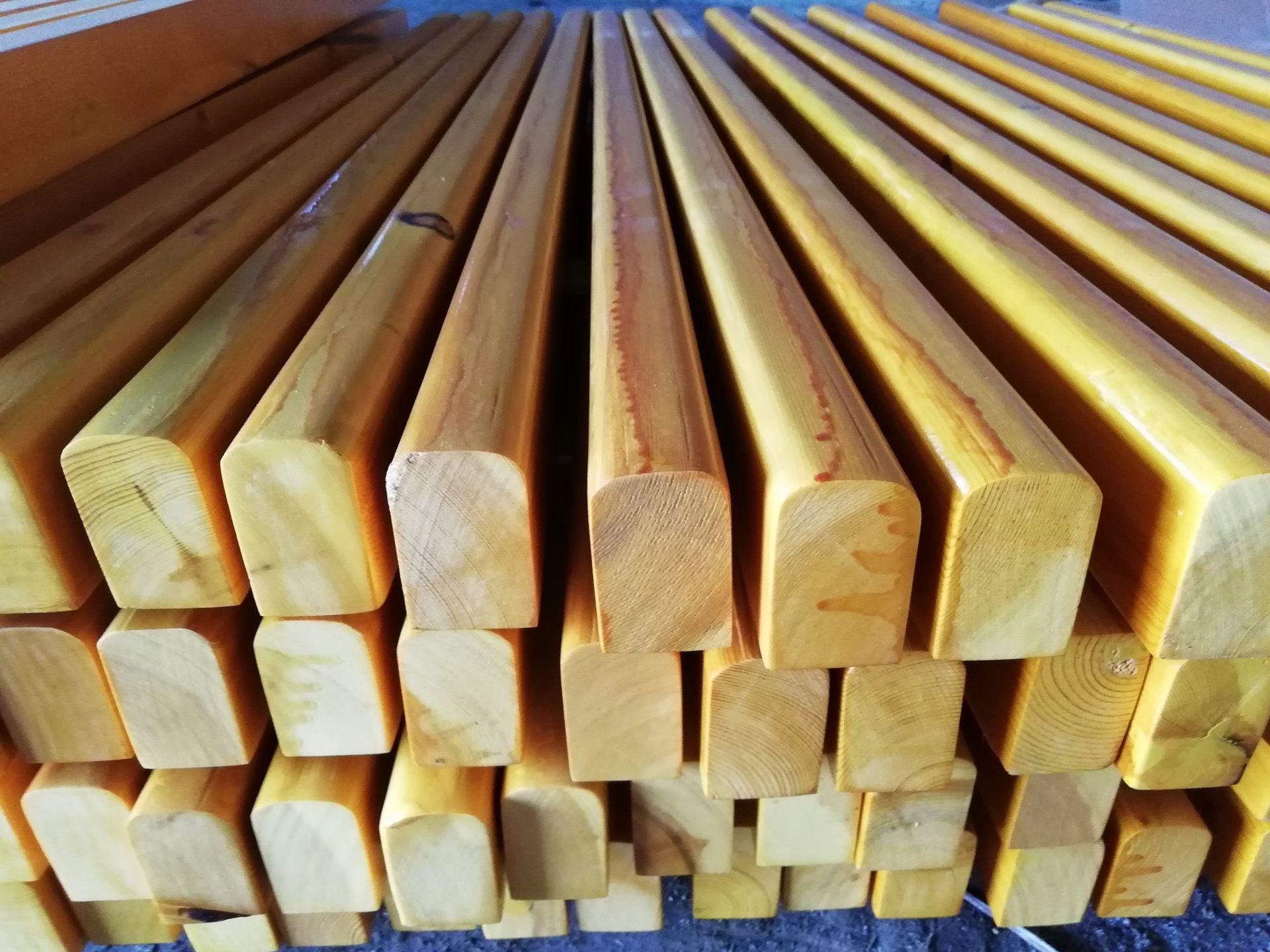 长期供应户外防腐木休闲椅 公园小区座椅 长椅 铸铁腿 实木 塑木示例图21