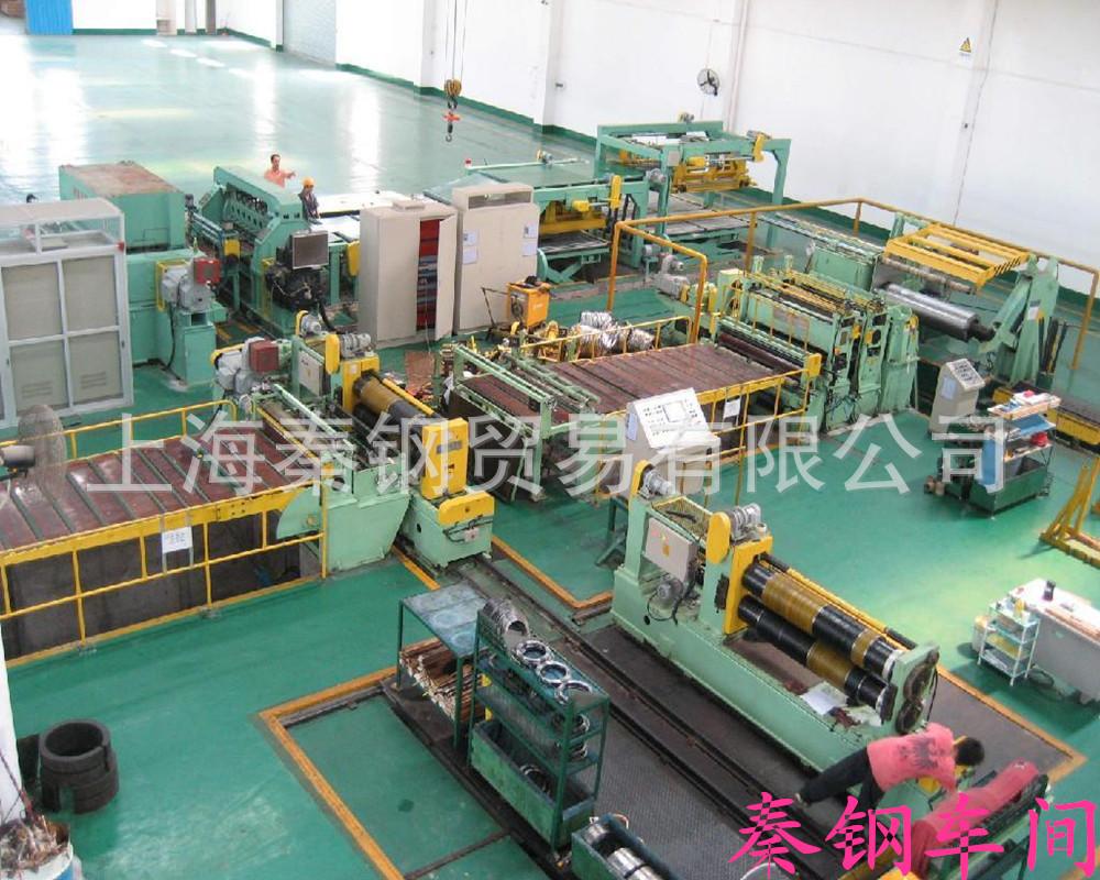 上海秦钢 厂家供应开平板 平直钢板Q235  普板批发示例图24