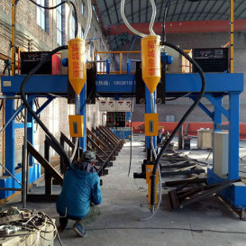 埋弧式焊接龙门焊江苏厂家  现货直销赣州钢结构龙门焊