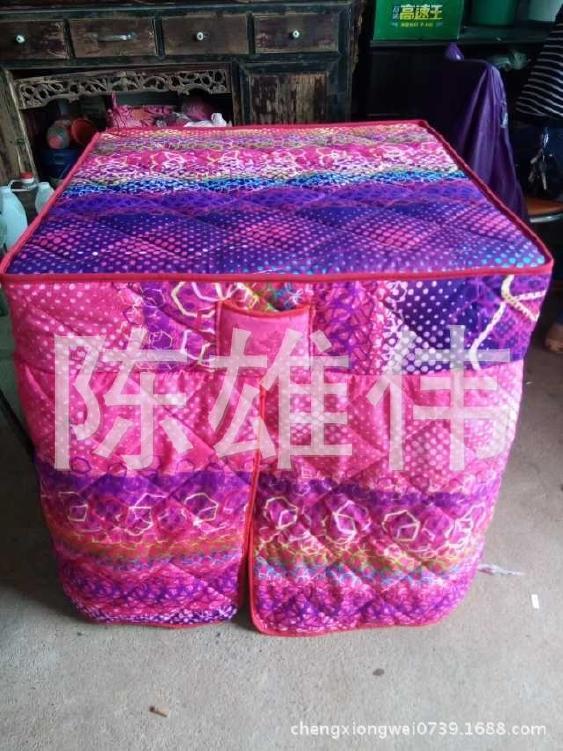 批发供应可折叠棉桌罩 加棉桌布 棉桌罩销售 欢迎订购示例图8