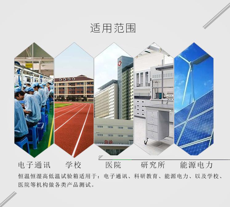 供应双层恒温恒湿试验箱 非标恒温恒湿试验箱 LED恒温恒湿试验箱示例图4