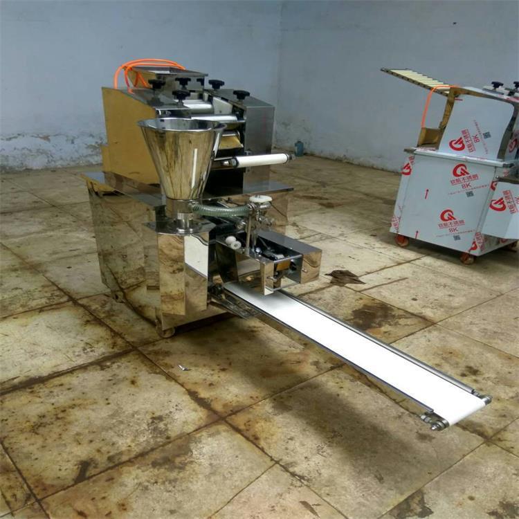 全自动饺子机 仿手工饺子机 小型水饺机 速冻水饺机 商用蒸饺机示例图4
