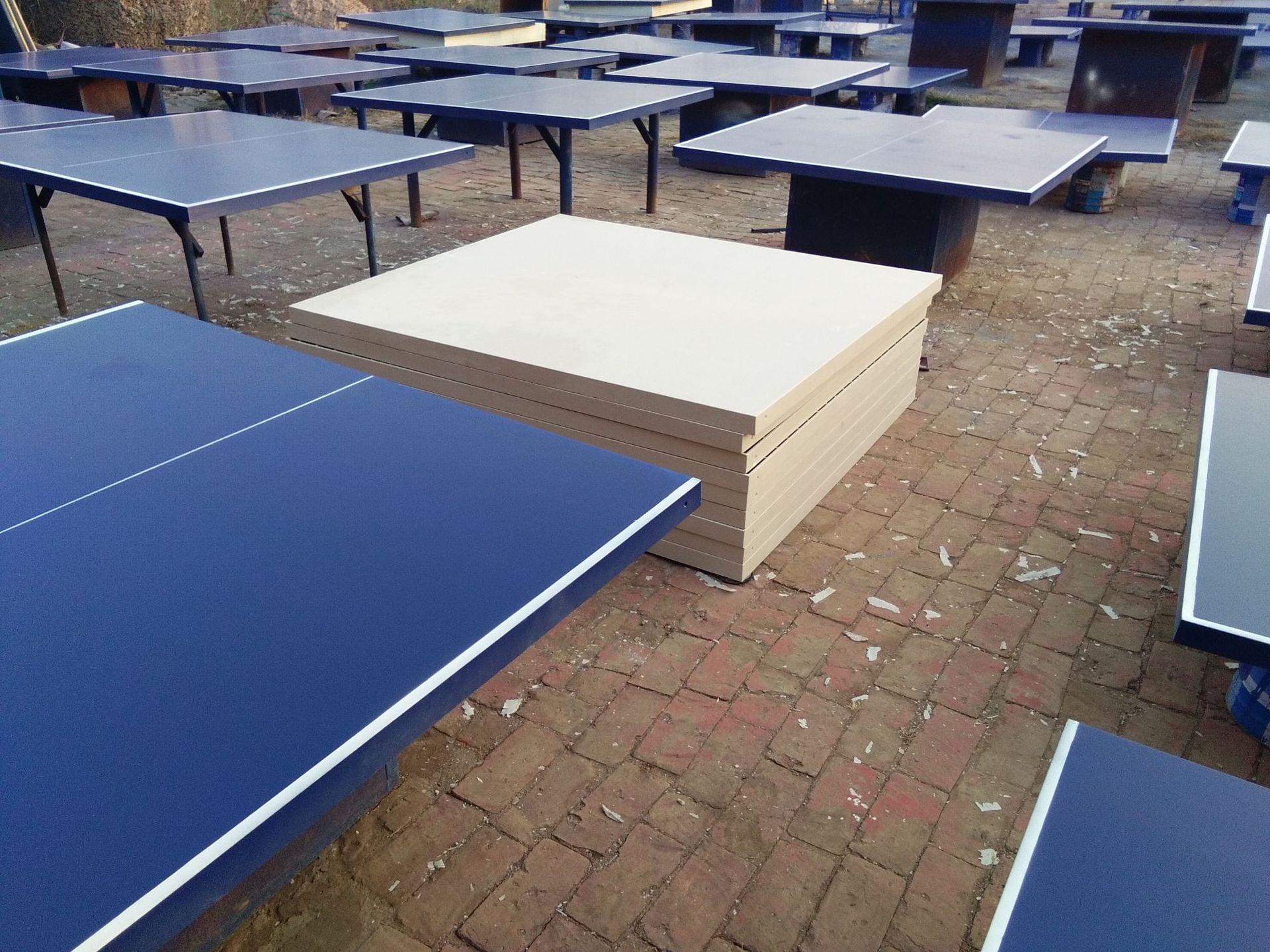 特价供应室内可移动乒乓球桌 家用标准乒乓球台 物美价廉售后无忧示例图29