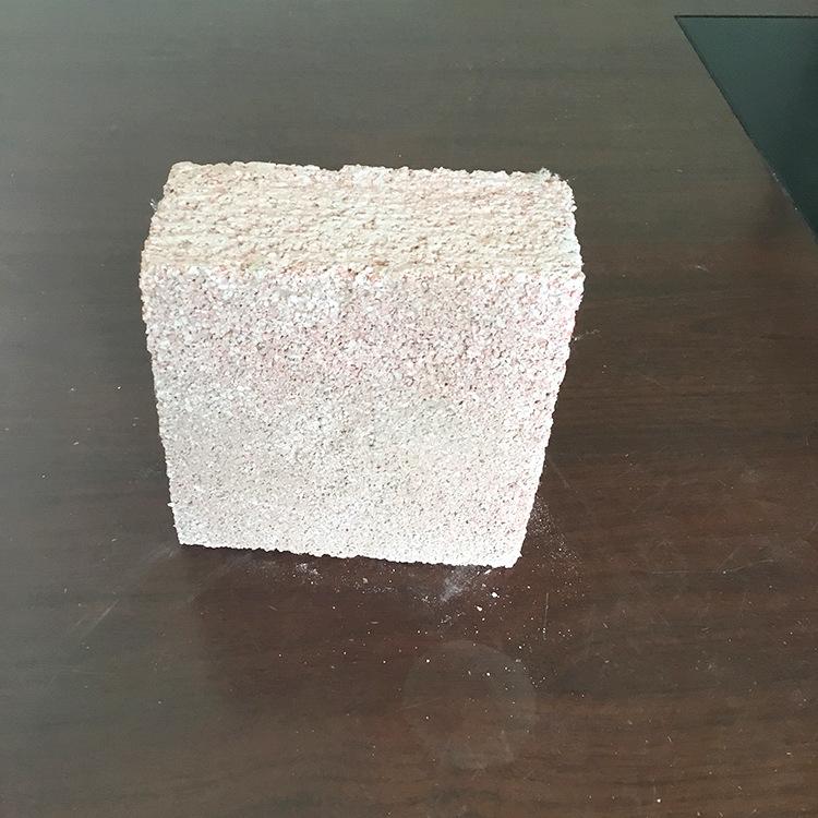河南现货水泥板红色防火隔离带防火门芯板 珍珠岩门芯板 门芯板示例图11