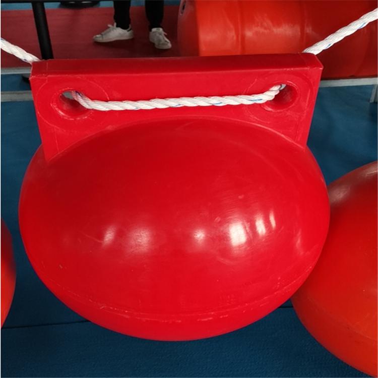 塑料浮球 湘西端午节龙舟赛道 隔离浮排 环海塑料