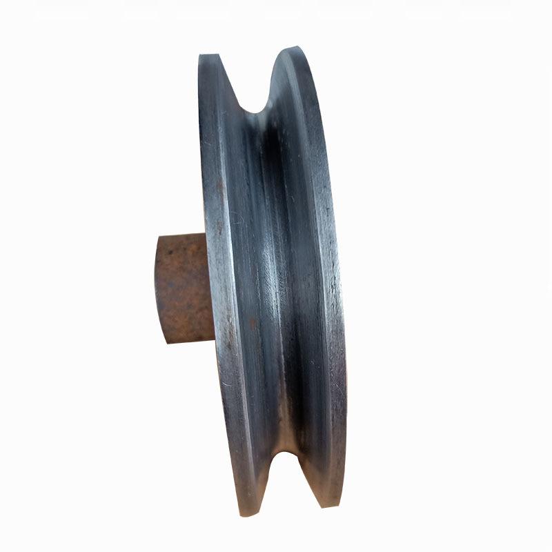 厂家直销劈开式皮带轮 单槽A型直径皮带轮尺寸精准质量过硬示例图3