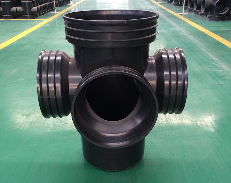 450*400流槽起始井 厂家直销|污水塑料检查井 批发示例图9