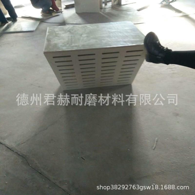 易焊接白色聚丙烯板 耐酸碱耐腐蚀pp PE板材 电镀槽定做水箱示例图2