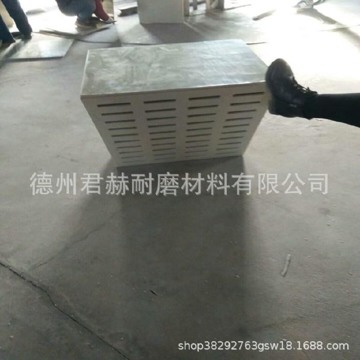 高密度聚乙烯耐磨板 改性PP聚丙烯板材 PP焊接水箱 焊接大型水箱示例图1