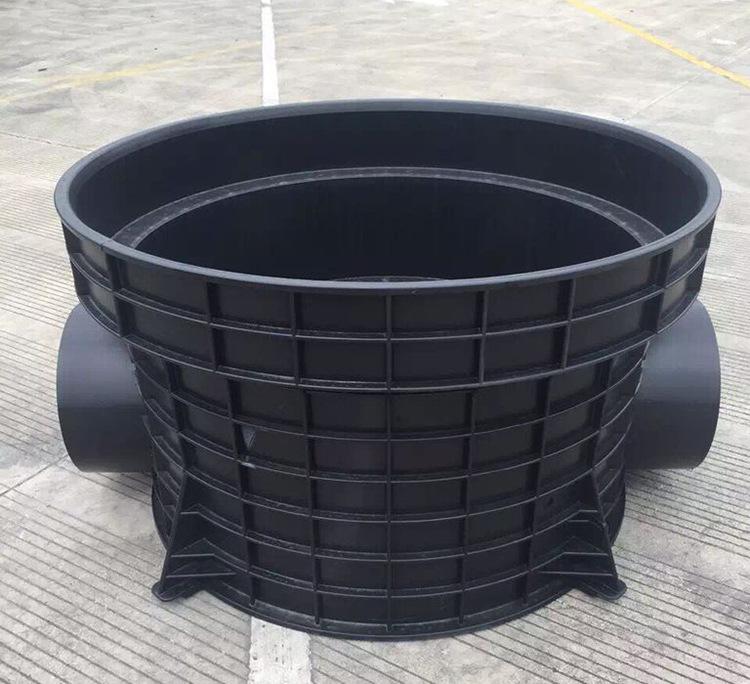 450*400流槽起始井 厂家直销|污水塑料检查井 批发示例图13
